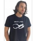 t-shirt chasse sous marine