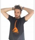 t-shirt chasse défendeur océan