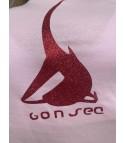 tee-shirt requin long
